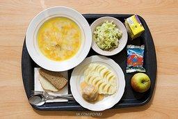Во сколько обходится приготовление обеда для школьников в различных регионах России