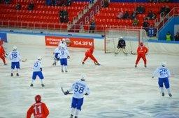 Юные хабаровчане стали чемпионами мира по хоккею с мячом