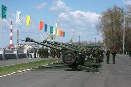 В Хабаровске на салюте в честь 23 февраля задействуют 12 гаубиц