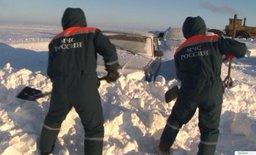 Министр Владимир Пучков наградил спасателей, врачей и энергетиков, спасавших людей из снежного плена на трассе Оренбург-Орск