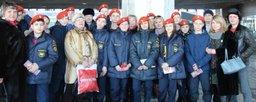 Кадеты Хабаровской школы МЧС России примут участие в военно-патриотическом слете «ОЛИМПИЙСКАЯ ЗАРНИЦА»