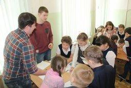 Путешествие в мир безопасности совершили ученики средней школы № 35 Хабаровска вместе с будущими преподавателями физкультуры и ОБЖ