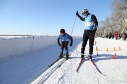 Спортсмены и любители отпраздновали День зимних видов спорта