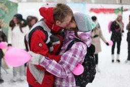 """Ледовая """"Аллея любви"""" появится в День Святого Валентина на Набережной в Хабаровске"""