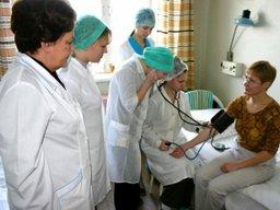 Внеплановую практику в поликлиниках Хабаровска пройдут студенты-медики старших курсов