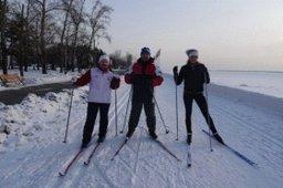 Хабаровский край присоединится к «Лыжне России»