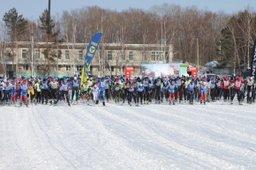 Более 7 тысяч жителей края примут участие в «Лыжне России»