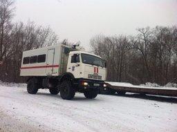 Ограничено движение на участке федеральной трассы Хабаровск-Владивосток и автодороге Хабаровск Комсомольск-на-Амуре