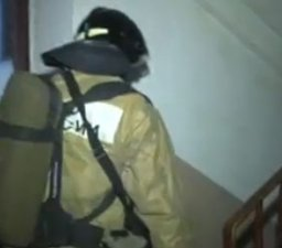 При загорании мусора в колледже Связи и Информатики в городе Хабаровске никто не пострадал