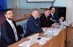 Вячеслав Шпорт побывал с рабочей поездкой в районе им. Полины Осипенко