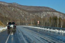 На трассе Хабаровск-Комсомольск-на-Амуре возобновлено движение пассажирских автобусов