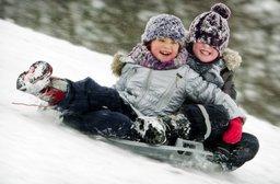 Как уберечь детей от трамв в зимний период
