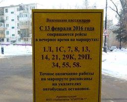 Как оказалось, в Хабаровске слишком много маршрутных автобусов