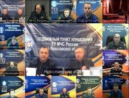 Глава МЧС России дал высокую оценку действиям всех экстренных служб при ликвидации последствий взрыва бытового газа в жилом доме в Ярославле