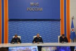 Заседание рабочей группы Правительственной комиссии по вопросу ликвидации последствий частичного обрушения жилого дома в Ярославле