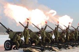 День защитника Отечества в Хабаровском крае отметят салютом