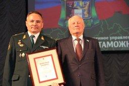 Депутаты поздравили Хабаровскую таможню с юбилеем