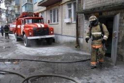 Пожарные Комсомольска-на-Амуре ликвидировали загорание в квартире
