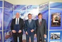 Власти Комсомольск-на-Амуре и Агентство инвестиций и развития края подписали соглашение о сотрудничестве
