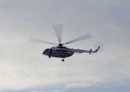 Вертолёт МЧС России вылетел на поиски пропавшего моряка в Приморском крае