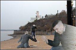 Мэрия Хабаровска хочет законодательно запретить купаться в неположенных местах