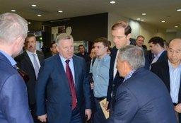 Губернатор Хабаровского края Вячеслав Шпорт находится с рабочим визитом в Японии