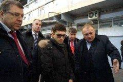 Пётр Бойчук принял участие в рабочей встрече с заместителем министра Российской Федерации по развитию Дальнего Востока