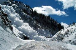 Опасность схода снежных лавин возникла в Хабаровском крае