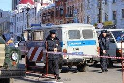 Блюстители порядка борются с блюстителями порядка в Хабаровске