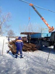 Социально значимые объекты и более 60 домов Охинского района подключены к теплоснабжению
