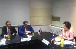 Делегация Хабаровского края провела в Бангкоке переговоры о строительстве сахарного завода