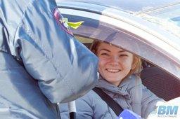 В Хабаровске инспекторы ДПС вышли сегодня, 8 марта, в «рейд» на автоледи
