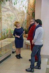 """Ведущий программы """"Модный приговор"""" прогулялся по Хабаровску"""
