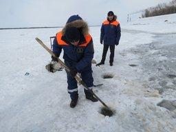 ГИМС продолжает патрулировать водоемы края