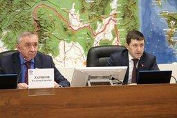 Проблемы и перспективы газификации края обсудили краевые парламентарии