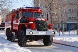 Причиной вызова пожарных подразделений в школу №77 в Хабаровске стало замыкание электропроводки