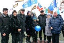 Прийти «Крымской весне» в сердца хабаровчан не помешал даже снег