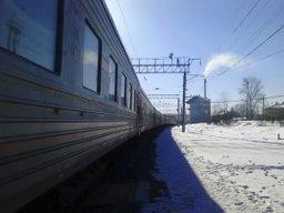 Пожарно-спасательные подразделения МЧС России убыли на место схода вагонов