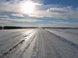 В Хабаровском крае введено временное ограничение движения на автомобильной трассе Хабаровск-Комсомольск-на-Амуре