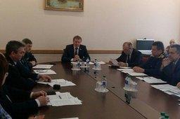Состоялось заседание экспертного Совета при постоянном комитете Думы по законности, правопорядку и общественной безопасности