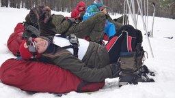 Анна Кальмучина, десятиклассница из Хабаровска вошла в состав командыIX российской молодежной экспедиции «На лыжах - к Северному полюсу!