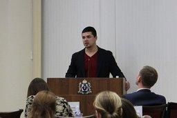 Молодые парламентарии настроены на активную патриотическую работу