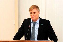 Сергей Луговской избран председателем Законодательной Думы Хабаровского края