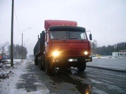 В Хабаровском крае вводится ограничение грузоподъемности при движении по региональным автодорогам