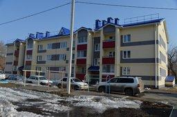 До конца года в Комсомольске-на-Амуре переселят из аварийного жилья более 100 семей