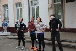 Во Всемирный День здоровья будущие спасатели провели флешмоб «На зарядке зарядись!»