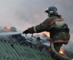 Комсомольские огнеборцы ликвидировали загорание частного дома в поселке Пивань