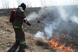 Пожароопасный сезон открыт в Хабаровском крае