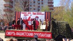 Парад войск на День Победы состоится в Хабаровске 9 мая в 10 часов утра