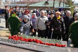 В Хабаровске почтили память узников фашистских концлагерейЦеремония возложения цветов прошла на территории храма Святителя Иннокентия Иркутского https://www